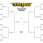 Tape of the Year 2012 - RJ's Bracket
